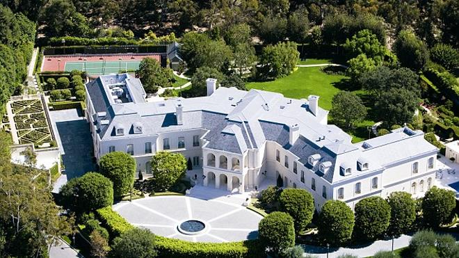 Los Beckham, interesados en una impresionante mansión de 160 millones