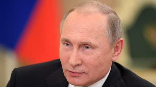 Putin, el hombre más poderoso del mundo