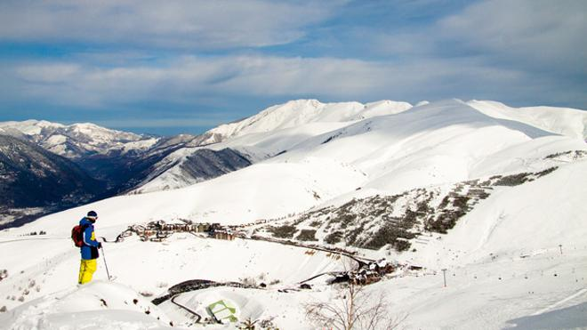 El invierno regresa a Nuevos Pirineos