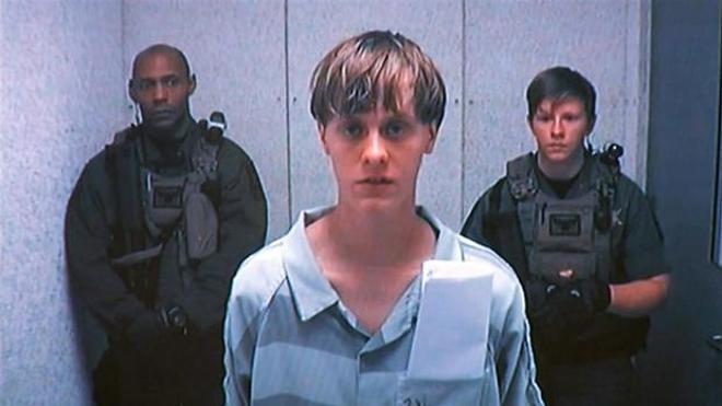 El asesino de Charleston rechaza recurrir a su salud mental para evitar la pena de muerte