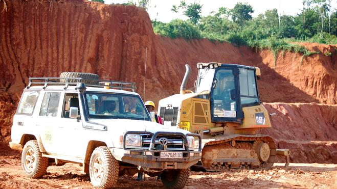 Al menos 20 muertos tras derrumbarse una mina en el este de la RD Congo