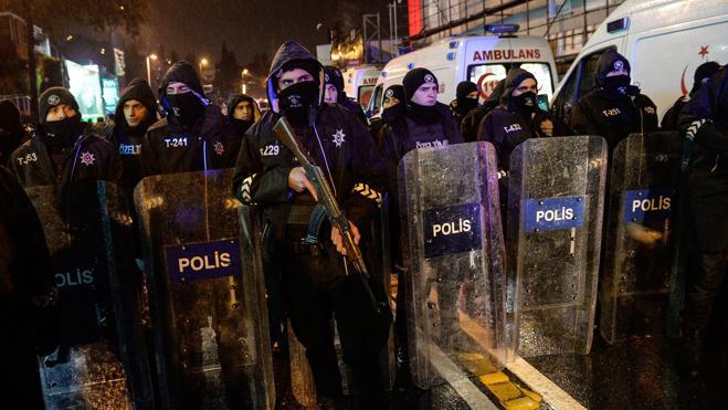 El atentado de Año Nuevo en Turquía, el último de una larga lista