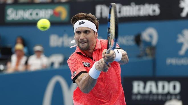 Ferrer abre el año con victoria ante Tomic