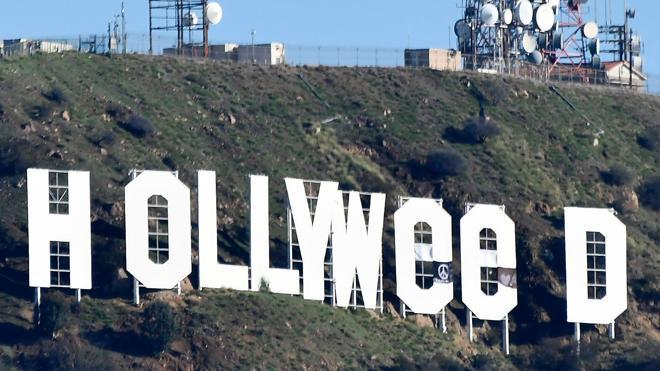 Hollywood celebra la llegada del cannabis