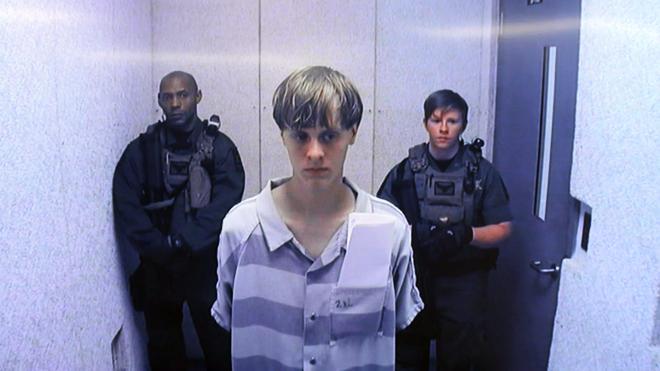 Condenan a muerte al autor de la masacre racista en una iglesia de Charleston