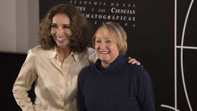 Ana Belén, Goya de Honor: «Quiero papeles de los que ofrecen a los hombres»