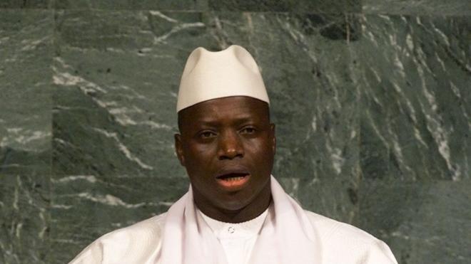 Yahya Jammeh abandona Gambia tras 22 años en el poder
