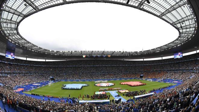 La Eurocopa 2016 dejó más de 1.200 millones de beneficio en Francia