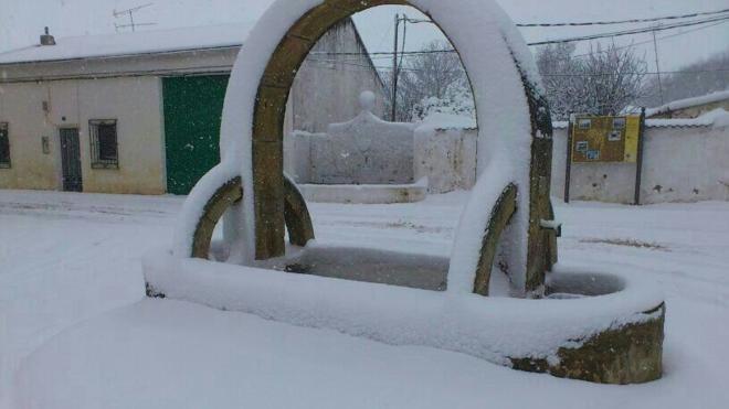 Un pueblo de Albacete afectado por las nevadas no tiene cobertura móvil desde hace una semana