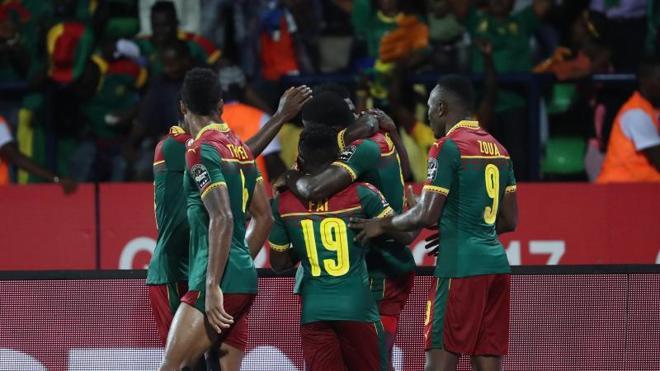 Camerún, rival de Egipto en la final de la Copa de África