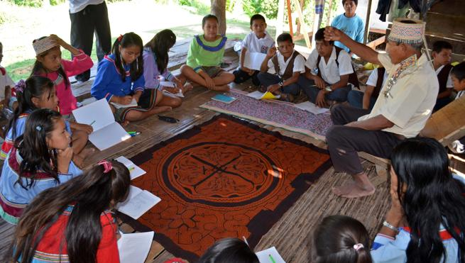 Al rescate de las lenguas en peligro de extinción en Perú