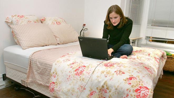 El estrés o el insomnio, las consecuencias desagradables del teletrabajo