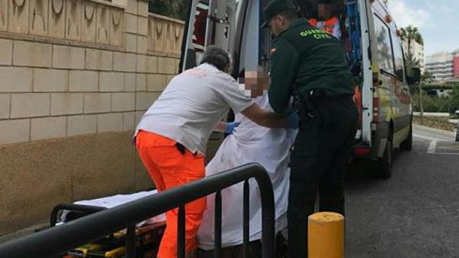 Un hombre de 86 años mata a su mujer de 79 en Alicante