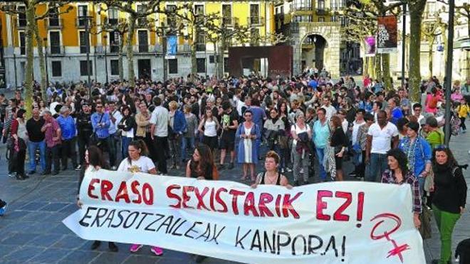 Detenido un joven de 20 años por la presunta violación de una menor en Guipúzcoa