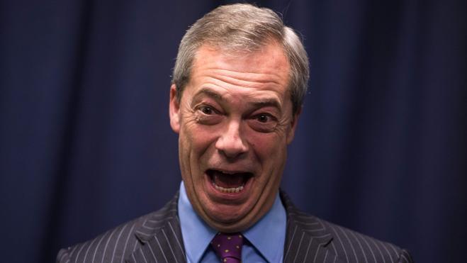 Golpes para Farage y Corbyn en las elecciones británicas