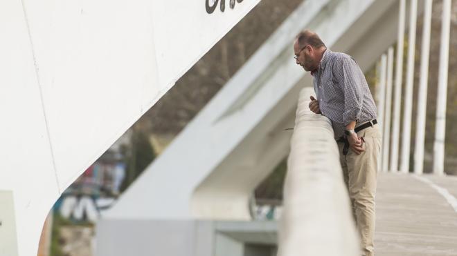 El padre de Marta acoge con «decepción» el final de la búsqueda sin resultados
