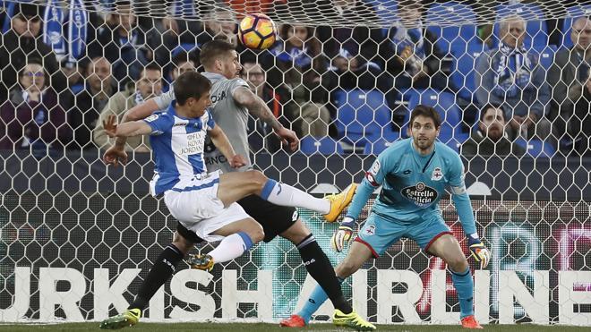 El Leganés agrava la crisis del Deportivo