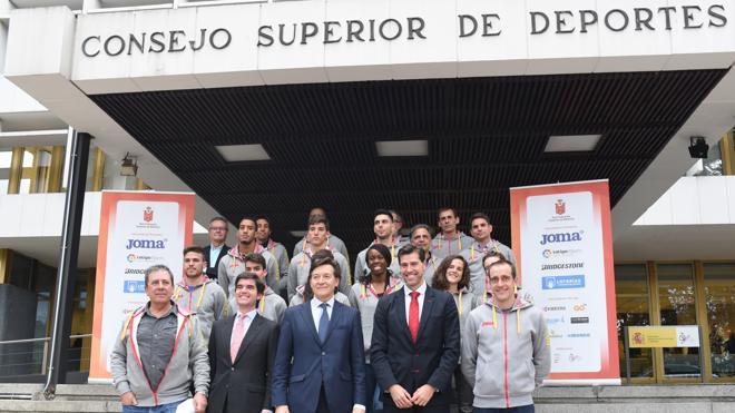 España aspira al 'top 5' en el Europeo en pista cubierta