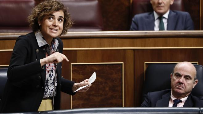 Montserrat prevé «un gran avance» en integración de discapacitados con la Ley de Contratos