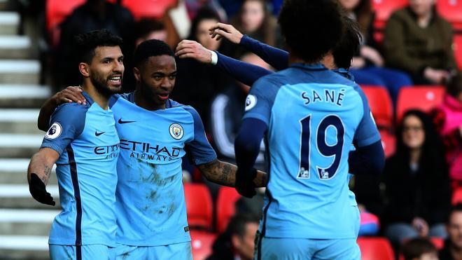 El City recupera la tercera plaza ante el Sunderland