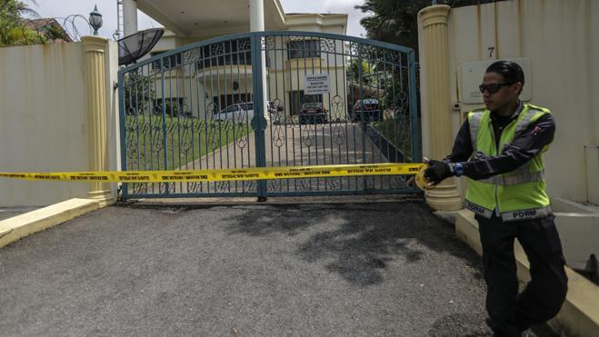 Crece la tensión entre Corea del Norte y Malasia con el bloqueo de la salida de ciudadanos