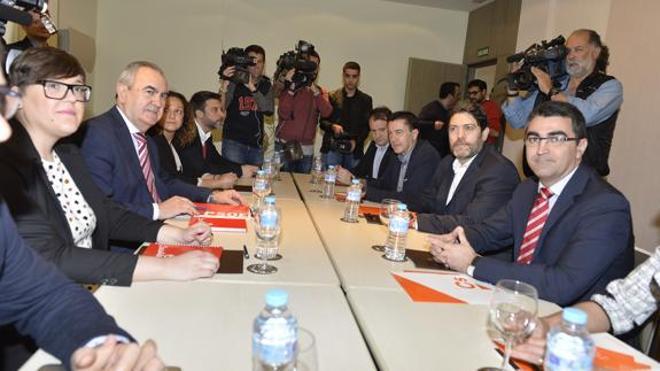 C's da un plazo de 19 días al presidente de Murcia para que dimita o convoque elecciones