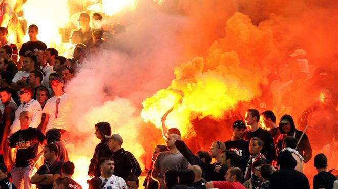 La violencia de los ultras vuelve a poner en jaque al fútbol croata