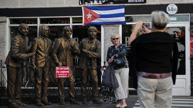 La tardía y pública beatlemanía en Cuba