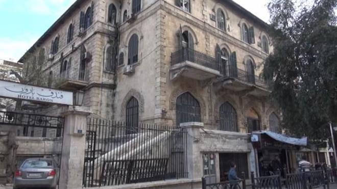 El Baron resiste en Alepo