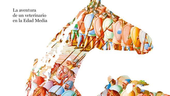 Gonzalo Giner «fabrica» emociones entre halcones y vitrales