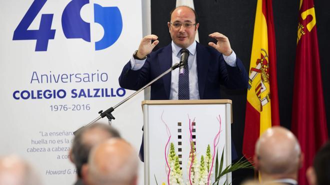 Ciudadanos solo apoyará la moción de censura en Murcia si el PP no cambia a Sánchez