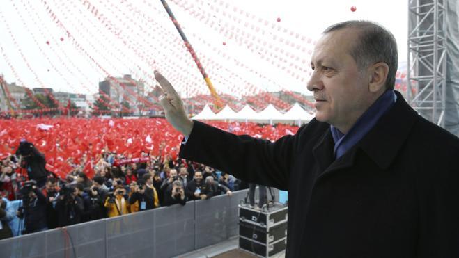 Turquía ha cesado a más de 4.800 profesores universitarios desde el golpe de Estado