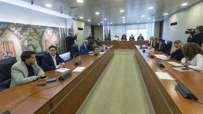 La votación para la moción de censura de Pedro Antonio Sánchez será el 6 de abril