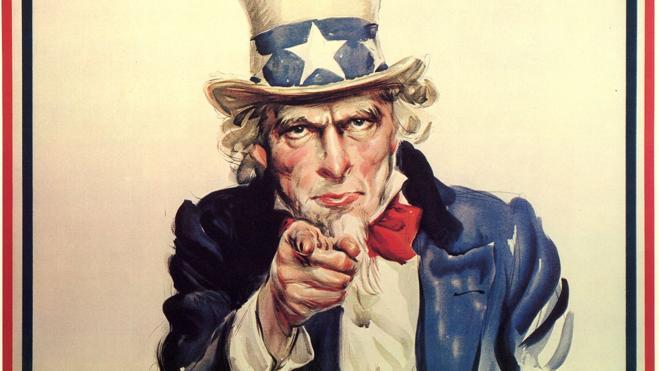 El póster del Tío Sam que llamaba al alistamiento en EE UU cumple 100 años