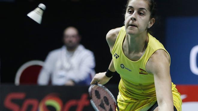 Carolina Marín cede ante la número uno
