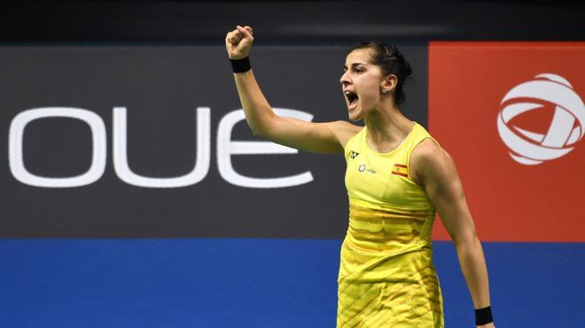 Carolina Marín: «Este año quiero el Europeo, el Mundial y volver al número uno»