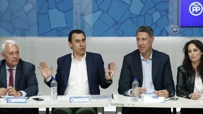 Maíllo recuerda a la Generalitat que «cumplir la ley no es opcional»