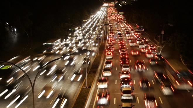 Quince muertos en las carreteras durante el puente de mayo