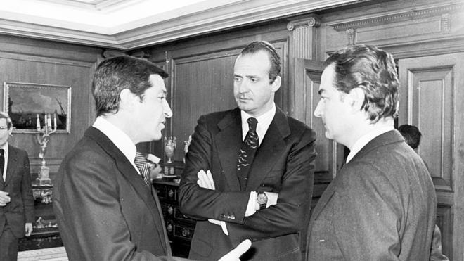 Don Juan Carlos admitió la posibilidad de ceder Melilla a Marruecos en 1979