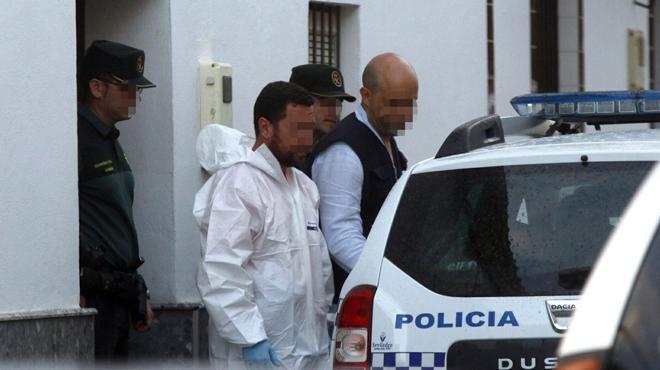 La mujer de Sevilla cuyo cadáver se halló en una maleta murió asfixiada con bolsas