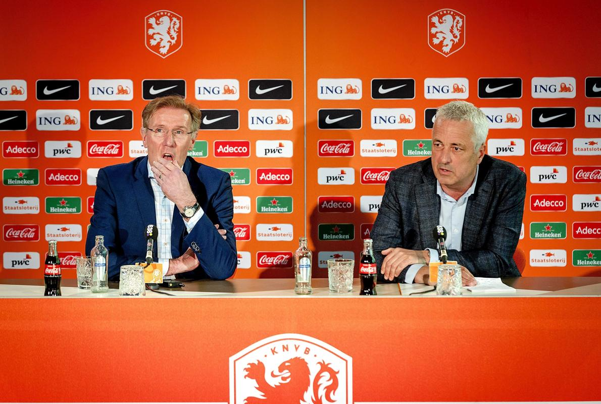 Advocaat y Gullit dirigirán a la selección de Holanda