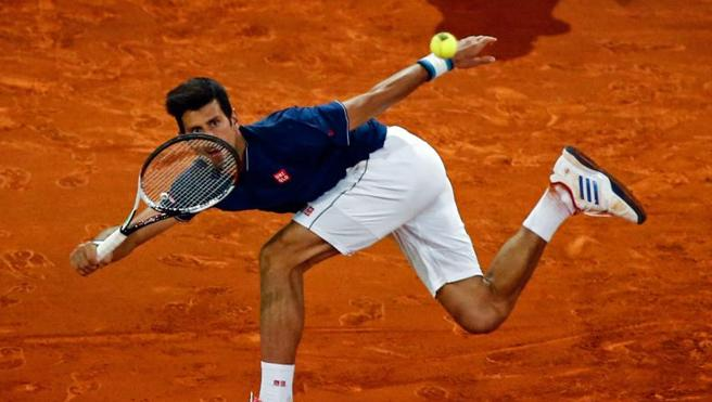Djokovic ya espera en semifinales