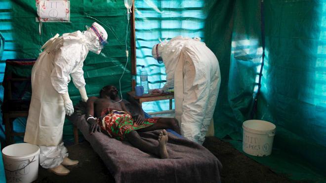 Un brote de ébola causa tres muertos en el nordeste de la República Democrática del Congo