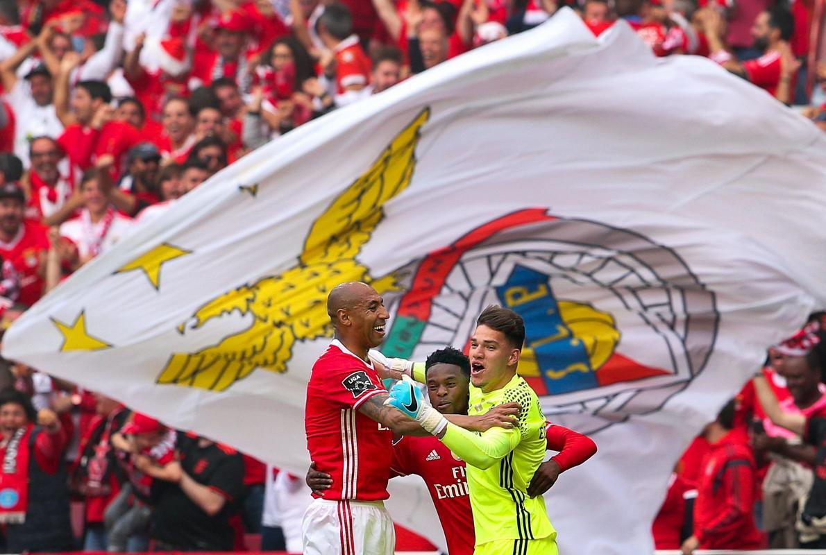El Benfica, campeón por cuarto año consecutivo
