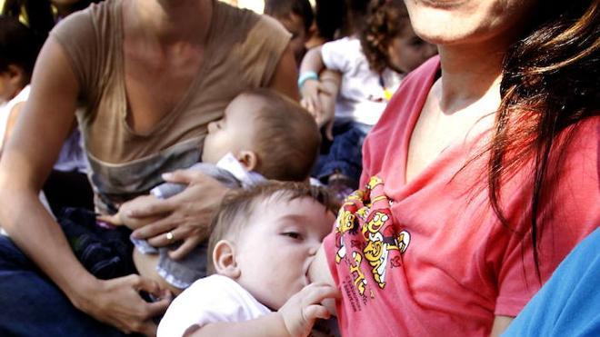 La alimentación del bebé programa su salud futura