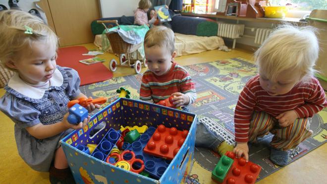 ¿Qué hacer si tu niño pega y muerde en la guardería?