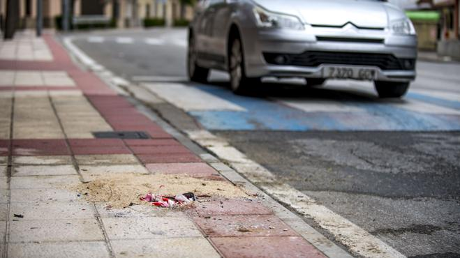 En libertad con cargos la madre del bebé fallecido en un accidente de tráfico en Toledo