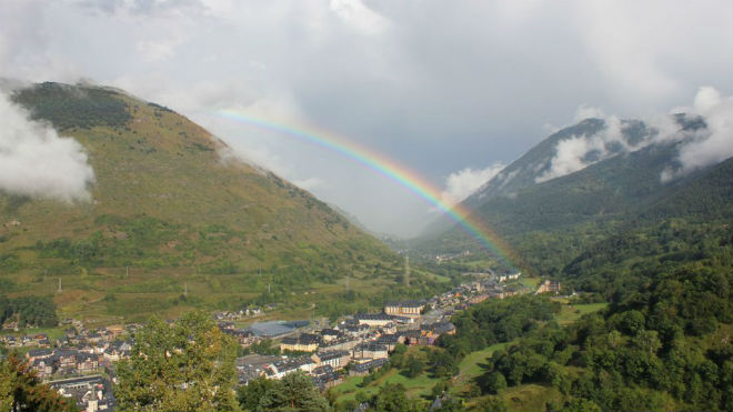 Valle de Arán, el corazón de Los Pirineos
