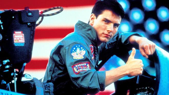 Tom Cruise confirma que habrá segunda parte de 'Top Gun'