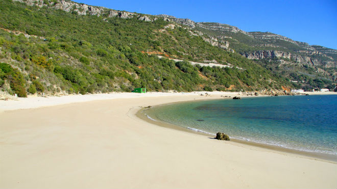 La mejor playa de Europa está en Setúbal, Portugal